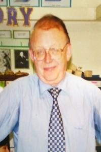 Gerry Welch 3-6-1942 – 3-12-2014